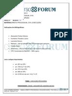 Aula 05 - 15.10.13 - Processual Civil - Execução