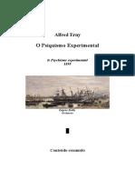 Alfred Erny - O Psiquismo Experimental