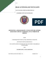 SISTEMÁTICA, ZOOGEOGRAFÍA Y EVOLUCIÓN DEL GÉNERO HERICHTHYS (PISCES