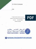 Mathématique S1 Mr. Tedghoui Badr