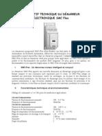 Descriptif Technique Du Démarreur Électronique SMC Flex