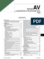 AV seccion audio y video