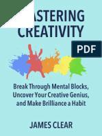Mastering Creativity