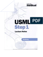Kaplan Lecture Notes-Step1 - Anatomy Cover