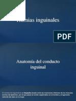 Hernias Inguinales