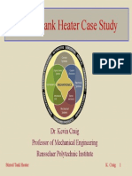 Stirred Tank Heater