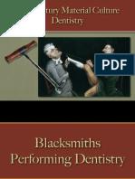 Medical Arts - Dentistry