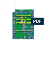 Ávila Baray, H.L. (2006) Introducción a La Metodología de La Investigación