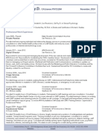 CV for Dr. Keely Kolmes