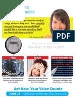 Maryland Smart Meter Awareness Pamphlet