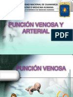 PUNCION V Y A