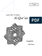 Learn How to Read Al Quran 3rd