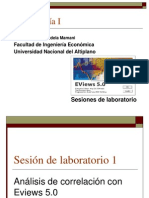 Econometria - Sesion 1