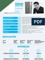 CV Ricardo Merino