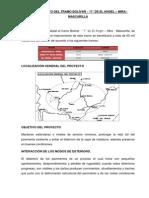 Evaluacion de Daños de la Carretera Carchi