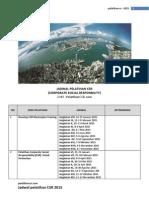 Jadwal Pelatihan Corporate Social Responbility CSR 2015 2
