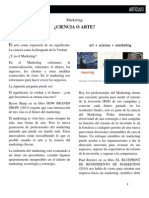 Marketing - Ciencia o Arte - Ricardo Silveira