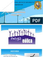 Ppt Energia EOLICA