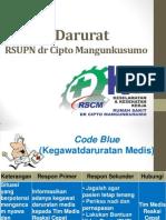 7 Kode Darurat RSCM
