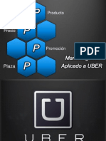 Marketing Mix - UBER