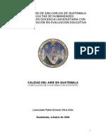 Contaminació Ambiental Guatemala