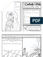 January 2015 Catholic Kids Bulletin