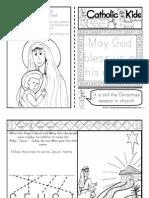 January 2015 Catholic Kids Bulletin