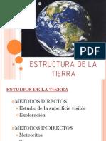 Estructura de La Tierra Clase 1