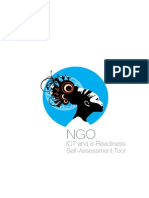 NGO ICT and EReadiness Self Assessment Tool