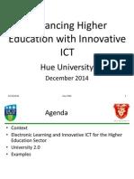 Workshop University20 Hue 2014