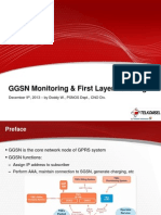 GGSN Monitoring & First Layer Handling