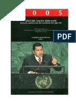 CHAVEZ H - Discursos 2005