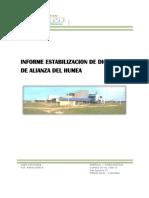 Informe Estabilizacion de Digestor de Alianza Del Humea