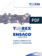 Brochure Carbon Additives for Polymers