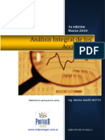 Analisis Integral Accidentes 3a Edicion Marzo2010
