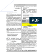 1 DS 006-2009-MTC Modif Reg Jerarquiz