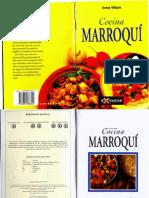 Cocina Marroquí - AW