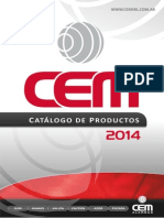 Catalogo Cem 2014