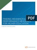 Higher Ed Exec Report