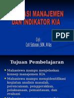 Aplikasi Manajemen Dan Pelaksanaan Safe Motherhood 2013