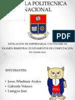 Presentacion Examen Compu - Copia