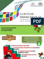 CTE 2014-2015 Tercera Sesion Ordinaria Noviembre