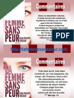"""Ils aiment """"La femme sans peur 2"""" de Jean-Philippe Touzeau"""