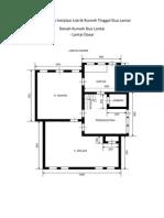 Pemasangan Instalasi Listrik Rumah Tinggal Dua Lantai