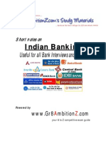 Shortnotes on Indian Banking - Gr8AmbitionZ