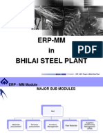 MM Presentation Inventory