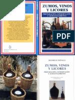 Zumos, Vinos y Licores