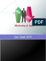 Marketing and Sales by Axis