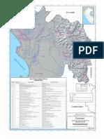 Zonas Criticas Peligros Geologicos Region Piura-Mapa