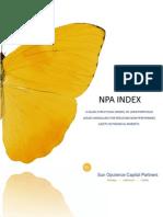 NPA Index-An Analytics White Paper